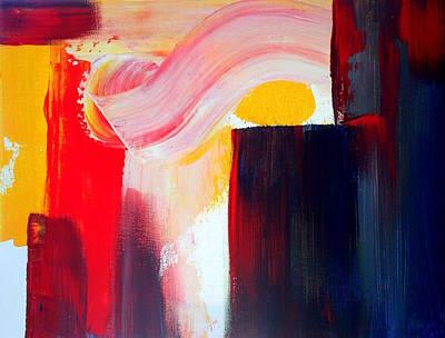 Air Current Original by Julie Lueders