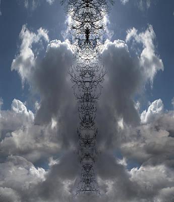 Digital Art - Air Spirit 88 by Alma