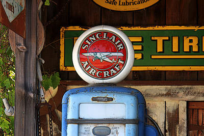 Aircraft Fuel Pump Print by Art Block Collections