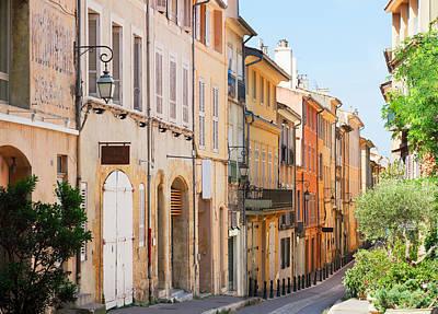 Europe Provence Aix-en-provence Photograph - Aix En Provence by Anastasy Yarmolovich
