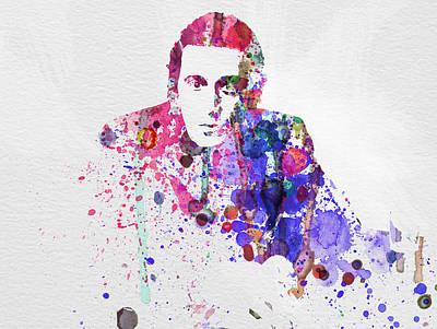 Movie Art Painting - Al Pacino by Naxart Studio