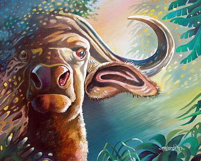 Alarmed Original by Anthony Mwangi