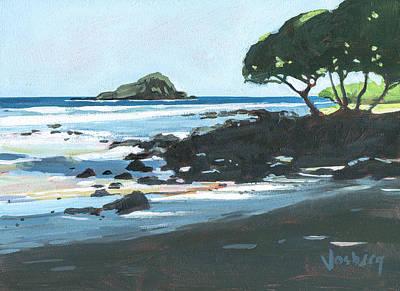 Haleiwa Painting - Alau Island Hana by Stacy Vosberg
