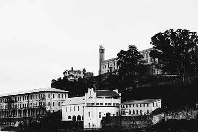 Alcatraz Photograph - Alcatraz by Nadine Shaabana
