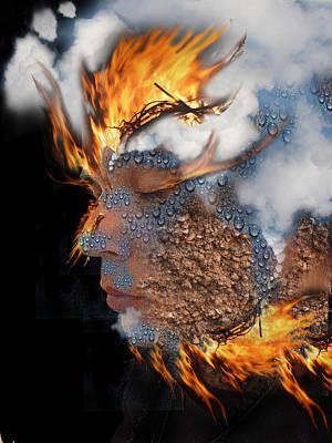 Digital Art - Alchemy 7 by Alma