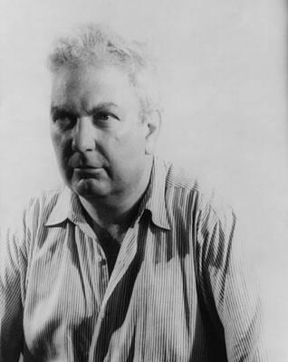 Art Mobile Photograph - Alexander Calder 1898-1976 by Everett