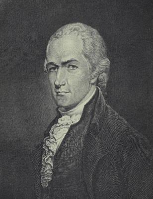 Alexander Hamilton Print by Archibald Robertson