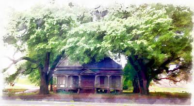 Alexandria House Original by Ryan Burton