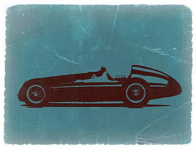 Alfa Romeo Tipo 159 Gp Print by Naxart Studio