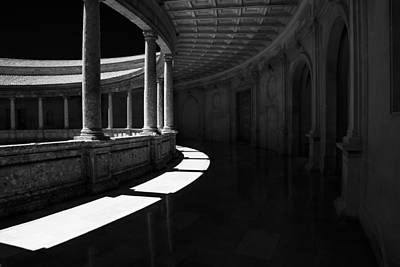 Andalusia Photograph - Alhambra by Erik Brede