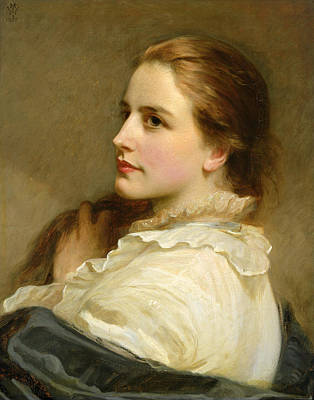 Alice Print by Henry Tanworth Wells