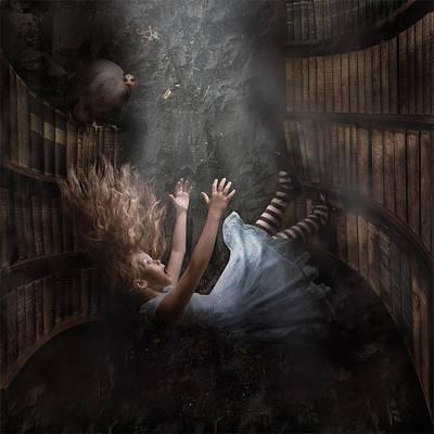 Arts In Wonderland Photograph - Alice by Karen Alsop