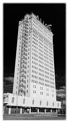 Alico Building #4 Print by Stephen Stookey