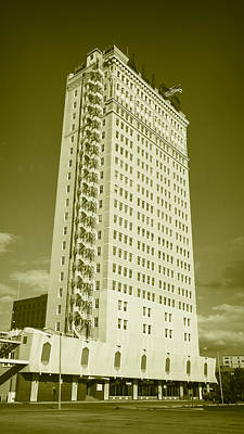 Alico Building #6 Print by Stephen Stookey