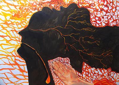 Painting - Alight by Lazaro Hurtado