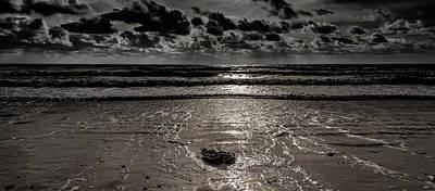 All At Sea Print by Nigel Jones