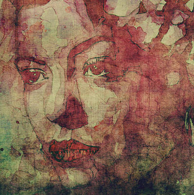 All Of Me @2 Print by Paul Lovering