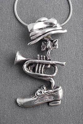 Art Jewelry - All That Jazz Jewelry by Benjamin Bullins