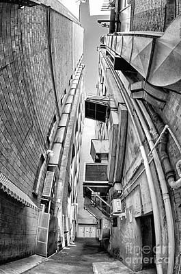 Photograph - Alley Stacks by Bryan Freeman