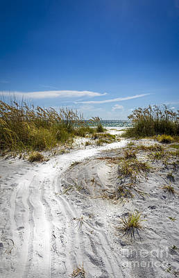 Sand Dunes Photograph - Almost There by Marvin Spates