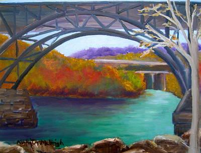 Along Kelly Drive Original by Marita McVeigh