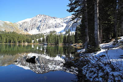 Palmyra Photograph - Alta Lakes by Eric Glaser