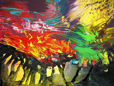 Altea Painting - Altea Dream 03 by Miki De Goodaboom