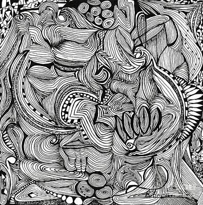 Amalgamate Original by Ronda Breen
