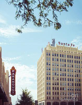 Photograph - Amarillo Landmarks by Sonja Quintero