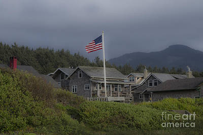 Strong Photograph - America Strong by Hilton Barlow