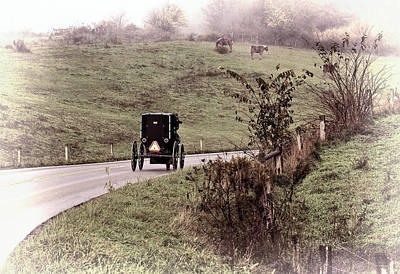 Amish Photograph - Amish Country by Marcia Colelli