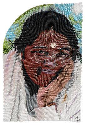 Amma  Print by Zoe Byrd
