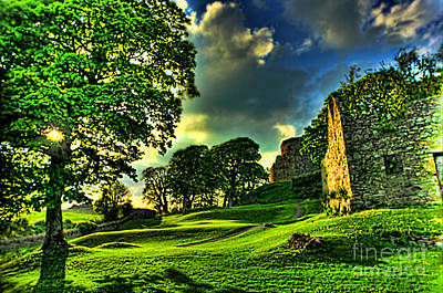 An Irish Fantasy Print by Kim Shatwell-Irishphotographer
