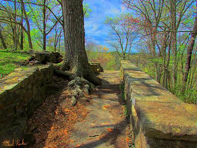 Ancient Pathway Original by Michael Rucker