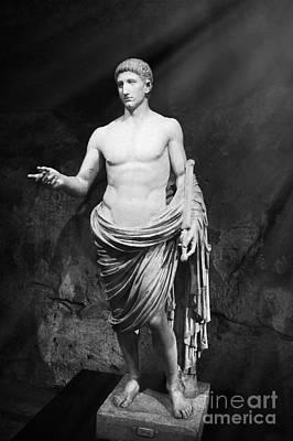 Nude Men Photograph - Ancient Roman People - Ancient Rome by Stefano Senise