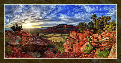 Ancient Vision Print by Bill Caldwell -        ABeautifulSky Photography