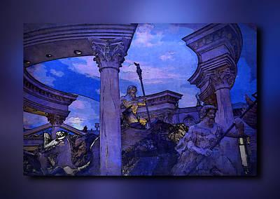 Digital Art - Ancients by Dan Stone