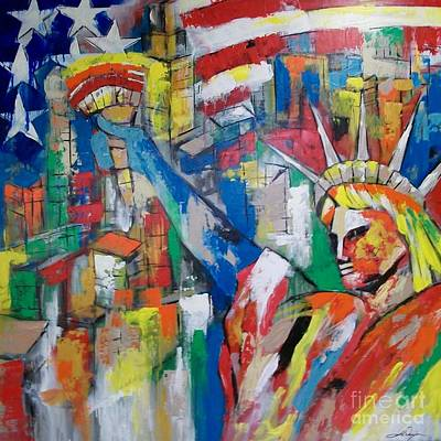 And Justice For All Original by Lavaughn Wright