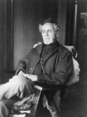 Manipulation Photograph - Andrew Still, 1828-1917, Founder by Everett