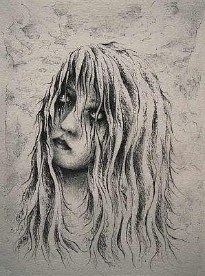 Angel Eyes Original by Rachel Christine Nowicki
