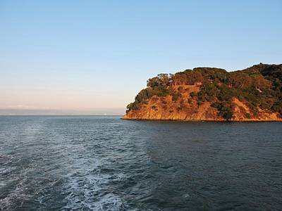 Sausalito Photograph - Angel Island by Connor Beekman