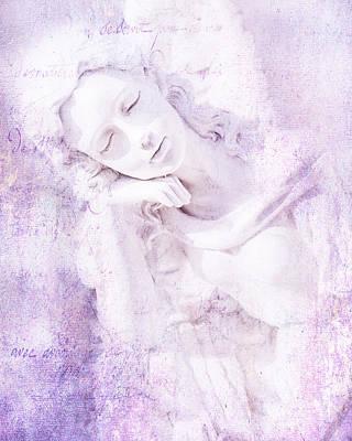 Angelic Print by Theresa Tahara
