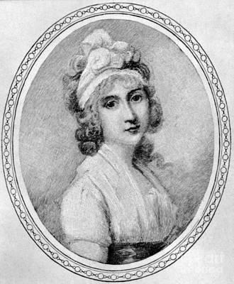Angelica Schuyler Church Print by Granger