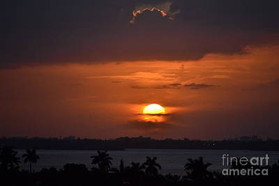 Angel's Head Sunset Print by Rene Triay Photography