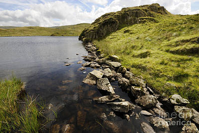 Angle Tarn Print by Stephen Smith