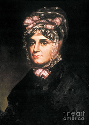 Anna Harrison, First Lady Print by Science Source