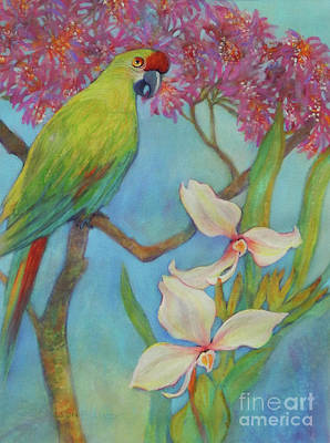 Another Day In The Tropics Original by Sharon Nelson-Bianco