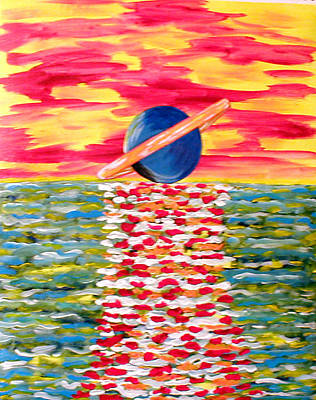 Another Planet Original by Sandy Wager