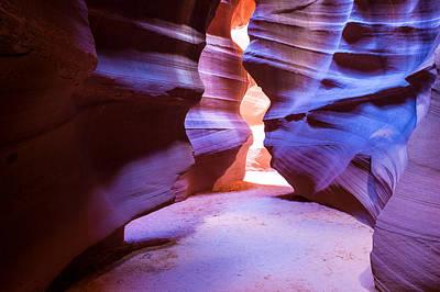Photograph - Antelope Canyon by Kobby Dagan
