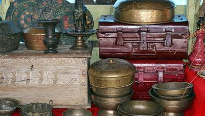 Antique Items Original by Ali Mohamad